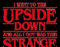 Stranger Things - The Upside Down