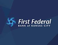 First Federal Bank of KC Website Design