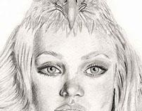 Ladyhawke.
