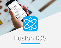 Fusion iOS Email Concept