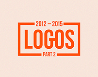 Logo Collection 2012-2015 (Part 2)