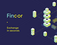 Fincor Branding, Web & Exchange