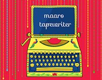 Maaro Tapewriter - Illustration