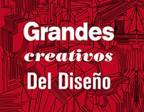 Libro Grandes creativos del diseño