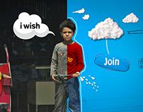 Unicef . i wish