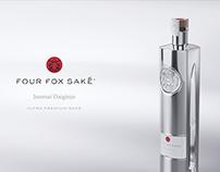 Four Fox Sake CGI
