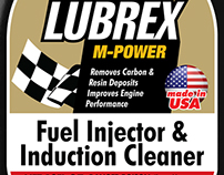 Labels Designed for Automotive Lubricants - Lubrex FZC