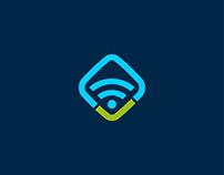 Wifi Provider Logo Template
