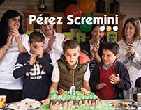 Cumpleaños - Fundación Pérez Scremini