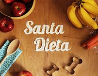 [Vídeos] Santa Dieta