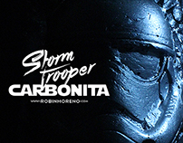STORM TROOPER CARBONITA