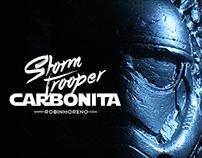 STORM TROOPER CARBONITA