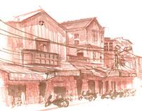 Sketches / 2015 / Vietnam