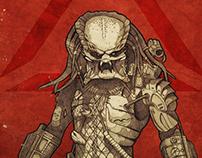 «Predator» movie poster