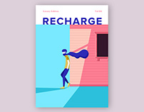 Recharge - Magazine cover