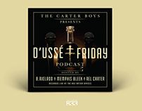 D'usse Friday Podcast Cover