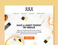 JUUL Email Series