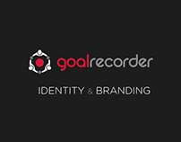 GoalRecorder | Website & Branding