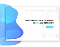 Medical Tourism Landing Page