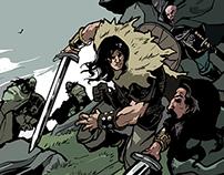 Contos do Cão Negro - Tales of the Black Hound