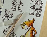 Sketch of education helper