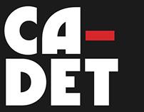 Cadet Typeface Design