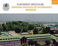 NIT Srinagar Placement Brochure.