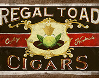 Regal Toad Cigars