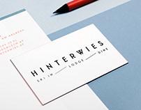 Hotel Hinterwies – Branding