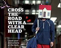 Pedestrian Safety wellington
