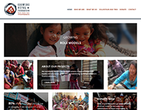 WEB DESIGN // Growing Nepal Foundation