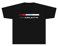 Team Caletti Standard Issue T-Shirt