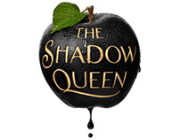 SHADOW QUEEN • BOOK COVER