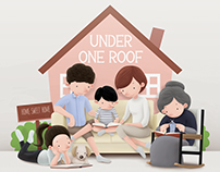 Under One Roof - Home Sweet Home