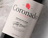 """""""Coronado"""" wine"""
