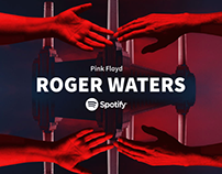 Spotify/Roger Waters