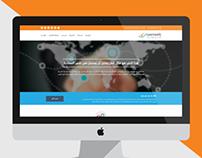Wordpress Design لين ويب قالب تصميم ووردبريس