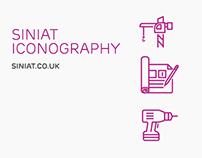 Siniat: Website Iconography