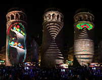 GALATA TOWER PROJECTION MAPPING EXPERIENCE