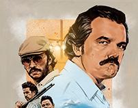 Narcos, alternative tv poster
