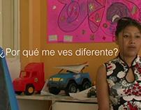 ¿Por qué me ves diferente? - Documental - Edición