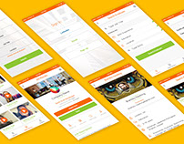 Easy Jobs App Design