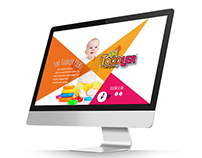 Dr Toddler | Baby Food Website Project