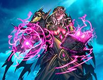 Hearthstone - Cult Sorcerer