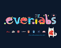 Posters for my everlabs company