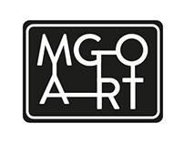 personal logo design | MGO ART