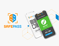 SafePass Identity, Product & Experience Design