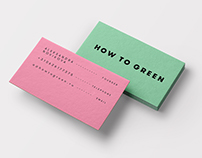 How To Green