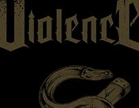 Violence (Design for sale)