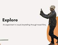 Explore: Travel film series